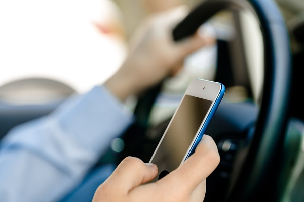 Distracted driving accident claims in New Jersey