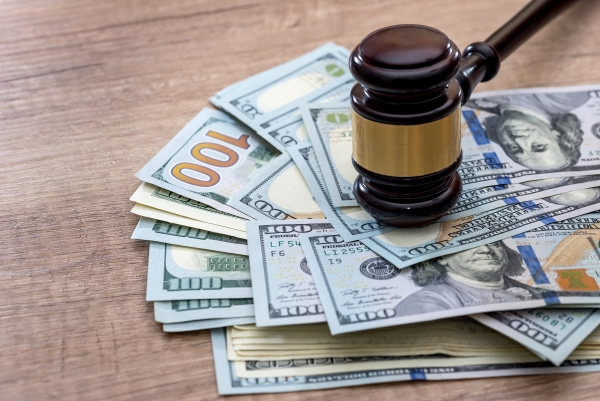 compensation from a personal injury case
