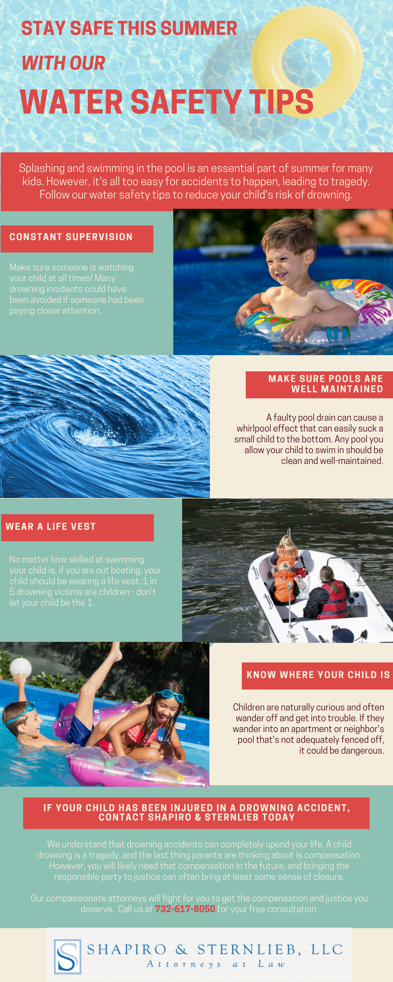 how to prevent child drowning englishtown nj