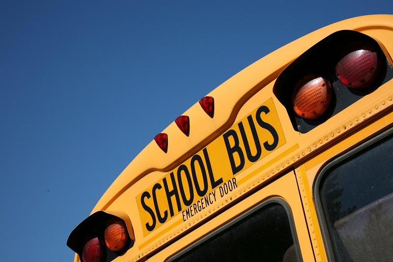 New Jersey school bus accidents