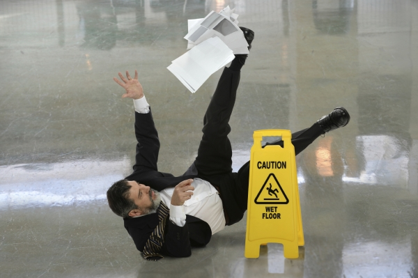 Image result for In a Slip and Fall Case, What Constitutes Negligence?