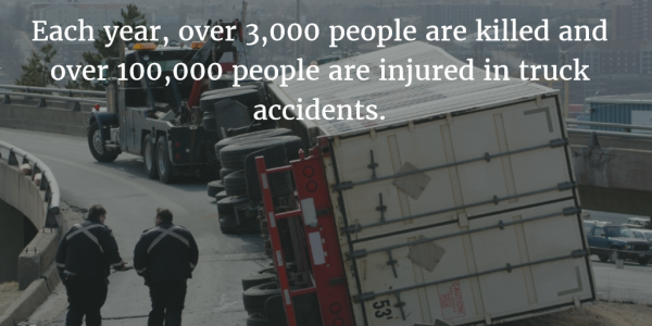 Jersey City Truck Accident Lawyers | Shapiro & Sternlieb, LLC